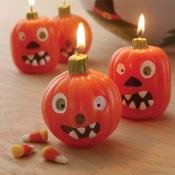 Halloweenmonsterbashcandlesset
