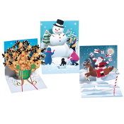 Popupchristmasgreetingcards